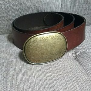 Abercrombie and Fitch belt